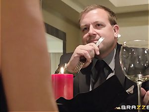 The husband of Brandi enjoy lets her fuck a different guy