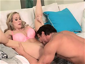 mind-blowing wife Brandi love gets her hubby back