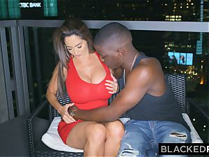 BLACKEDRAW Ava Addams Is screwing big black cock And Sending pictures To Her hubby