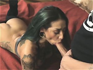 Veronica Rose riding in switch sides cowgirl