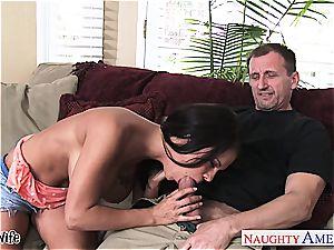 big-boobed wife Peta Jensen take bone