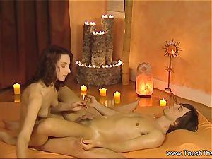 massage For The masculine knob