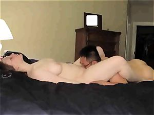 plowing curvy white mega-bitch from the club