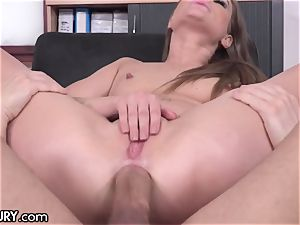 21Sextury Ukrainian babe Uses bung for Green Card