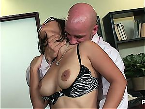 abusing the secretary