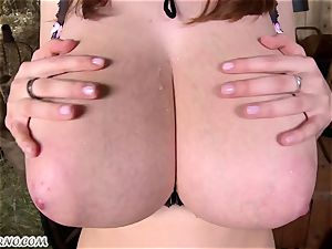 bbw. Lucie Wilde - You want my ginormous natural cupcakes?