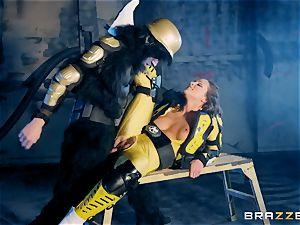 anal invasion porn Wars with Abigail Mac