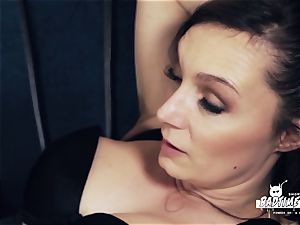 BADTIME STORIES - German nubile punished by domme