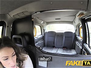 faux taxi Backseat thrills for taxi drivers