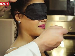 LETSDOEIT - hook-up Cooking With honeys Apolonia and Angel