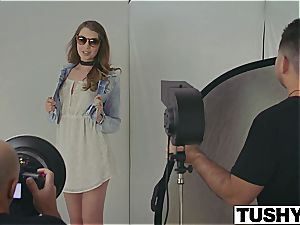 very first rectal for model Elena Koshka