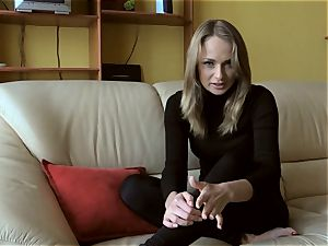 Quest For ejaculation - Ivana Sugar examines her deep south