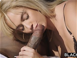 BLACKED school college girl Gets Seduced By Her smooth ebony Neighbor