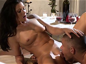 India Summers is having the ideal plow she always wanted and craved