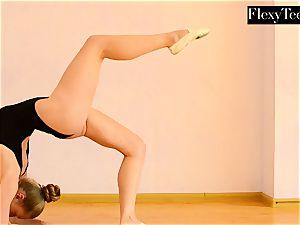 Anna Mostik the super hot Russian gymnast