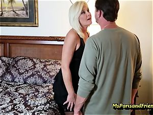 Evan's Anniversary fuck-a-thon with Ms Paris Rose