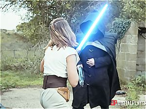 The last Jedi plumbs the dark side