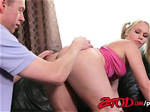ZTOD Dakota James needs a sugar parent to fill her pussy