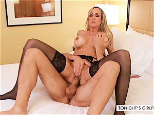 Brandi love cougar call girl plumbed rock hard