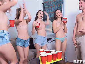 party femmes love some group fucky-fucky act