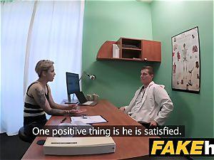 fake polyclinic doc brings sensing back to beaver
