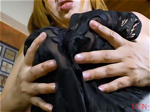 LatinChili Mashup of two red-hot Mature Solo finger-tickling
