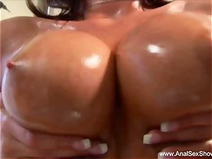 Tory Lane naughty rectal hook-up ride