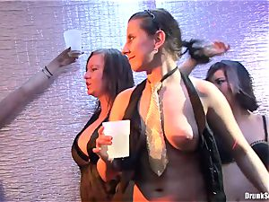 Bibi Fox, Tarra white and Carla Cox crazy and kinky