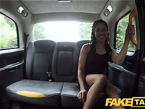 faux taxi prompt boinking and internal cumshot for peachy backside