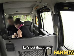 faux taxi euro lady porked with rock rock hard shaft facial