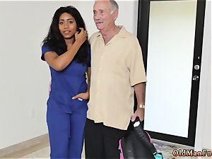 daddy shows Glenn finishes the job!