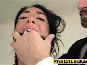 manstick stroking bondage & discipline mega-slut