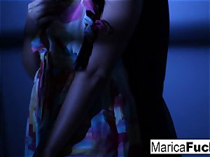 asian porn industry star Marica gets nude