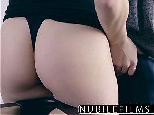 NubileFilms - cuckold wifey Wants boner And jizm