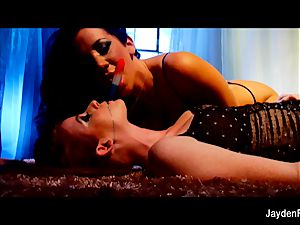 all girl fun with Jayden Jaymes and Nikki Rhodes