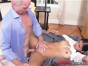 raunchy daddy internal ejaculation Going South Of The Border
