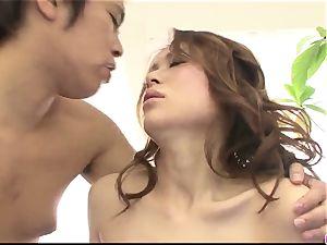 huge-titted Sara Seori impressive asian pornography play on web cam