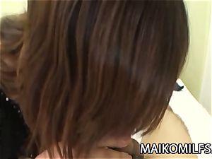 Machiko Nishizaki - nasty JAV wifey banged By A Stranger
