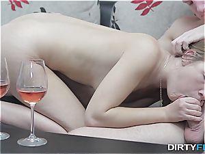 sloppy Flix - Alexis Crystal - sensuous climax