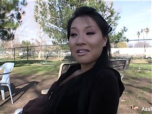 Behind the episodes interview with Asa Akira, part 1