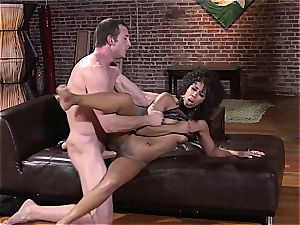 Misty Stone is here to fix every problem with your man-meat