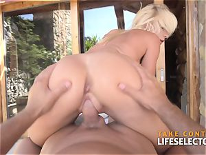 Tiffany Rousso - cougar legend facehole poked