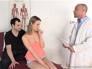 Jillian Gets boinked By Real man in Front of husband