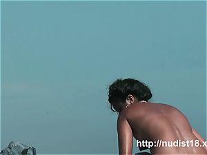 nude beach extravaganza young nudists
